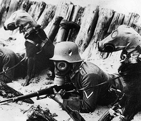 ordinary germans and soldiers are also guilty In one, a soldier would be killing an enemy soldier in the next, the soldier would be killing a civilian and in the last, used as a control, the soldier would shoot a weapon but hit no one.